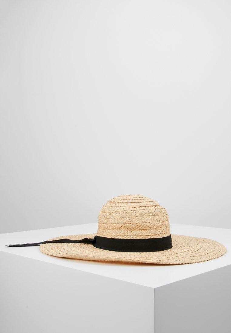 Forever New - ELLA ROUND CROWN FLOPPY HAT - Cappello - natural
