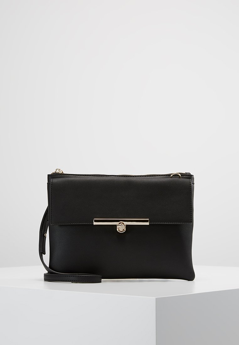 Forever New - PAULA MESSENGER BAG - Pochette - black