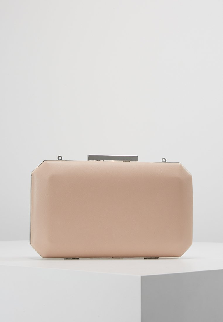 Forever New TARA GEO BOX - Clutch - nude