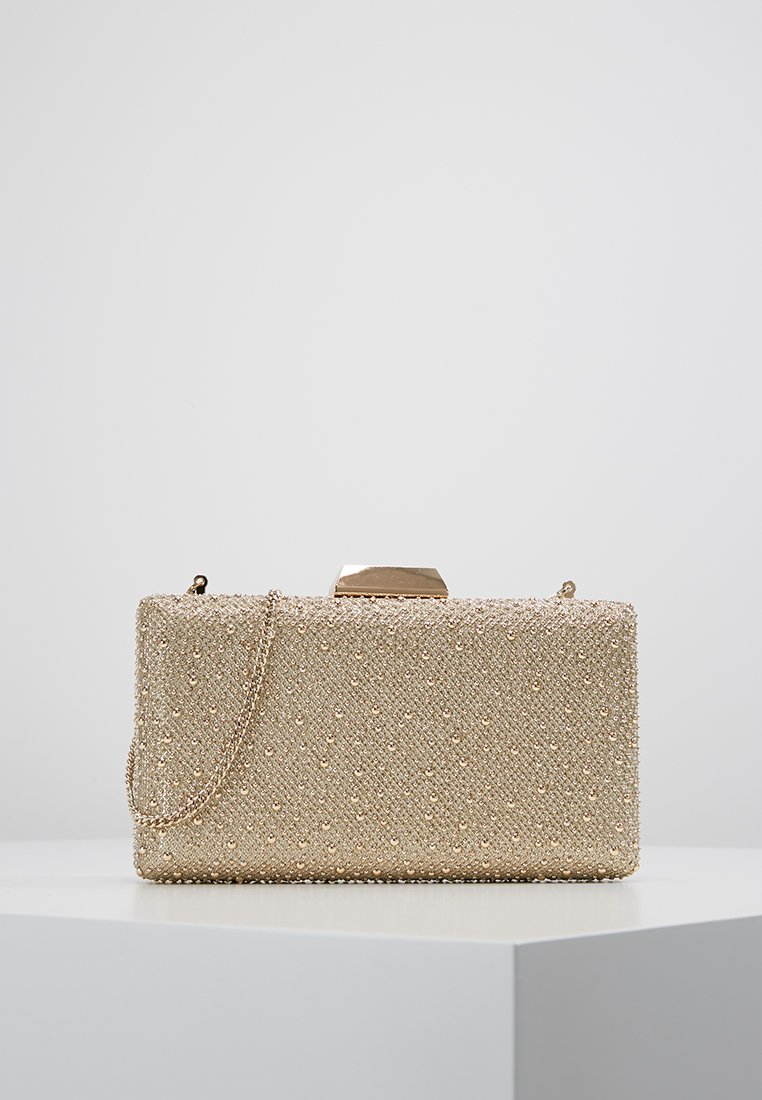 Forever New - KYLIE GLAMOUR CLUTCH - Clutch - gold