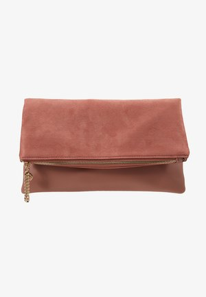 Clutch - warm pink