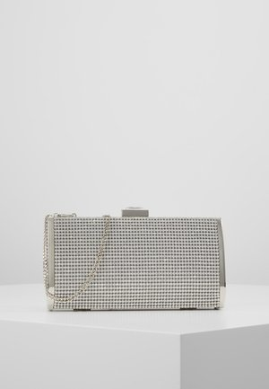 BLAIR EMBELLISHED - Clutch - silver-coloured