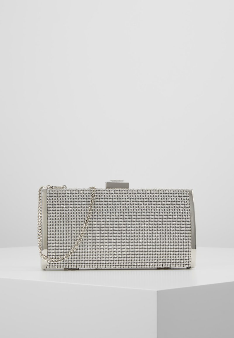 Forever New - BLAIR EMBELLISHED - Clutch - silver-coloured