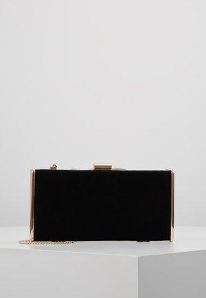 ADELE BOX - Clutch - black