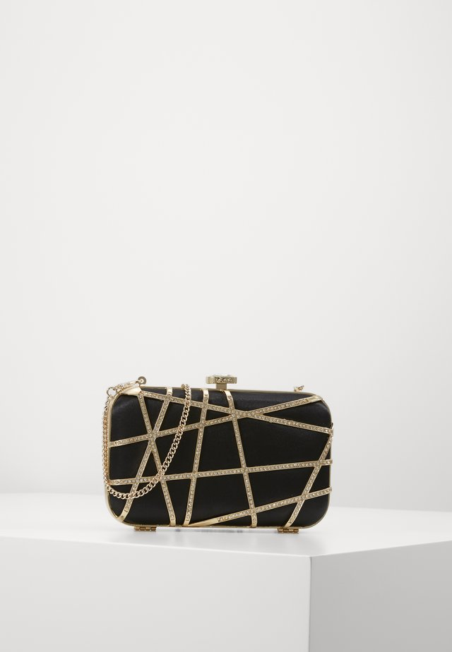 STELLA JEWELLED - Clutch - black