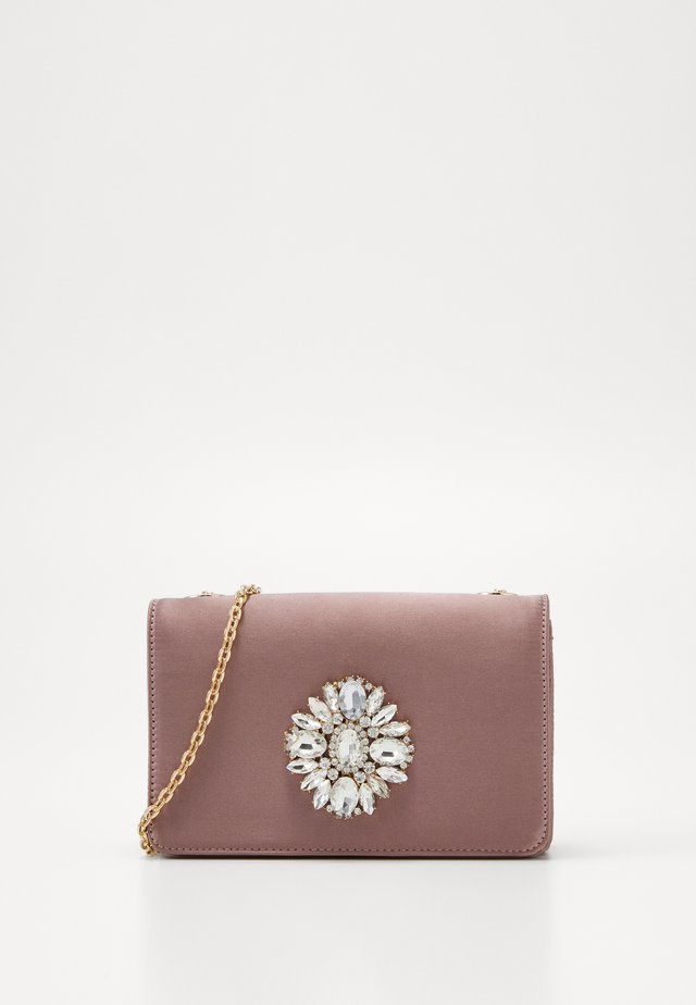 MADDISON EMBELLISHED CLASP  - Clutch - dusty rose