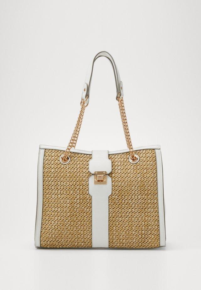TIFFANY TOTE - Handbag - nude