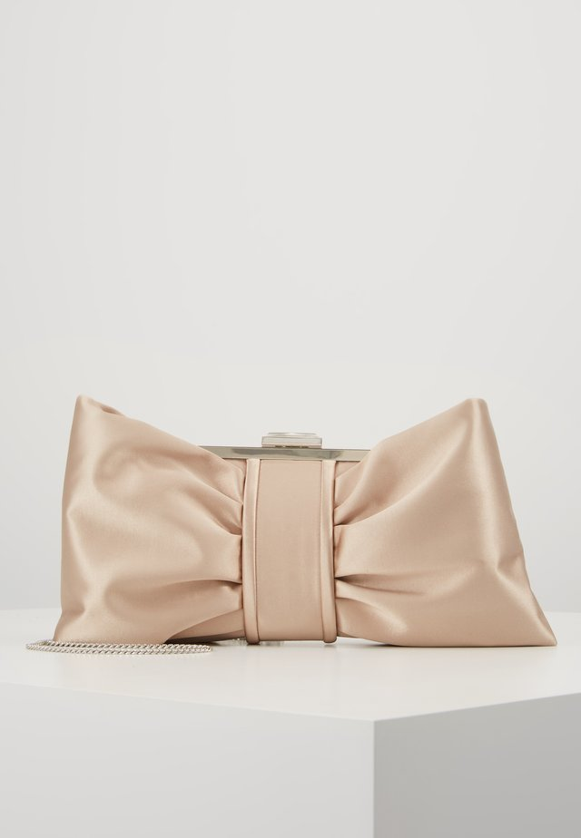 BIANCA BOW FRAME - Clutch - off-white