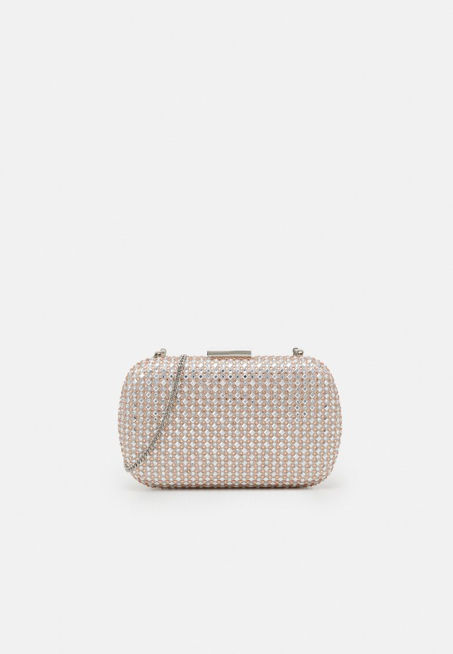 SKY JEWELLED ROUND - Clutches - nude/multi