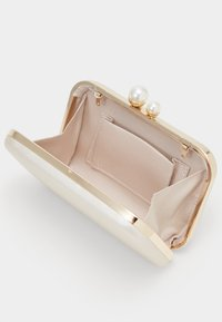 Forever New - Clutch - white gold - 2