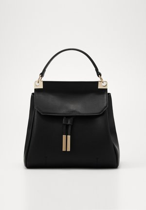 JASMINE PINCHED BACKPACK - Rucksack - black