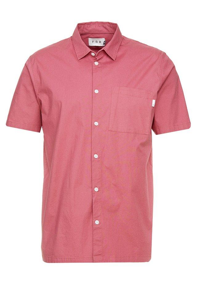 TORPA POPOVER POPLIN SHIRT - Shirt - pink