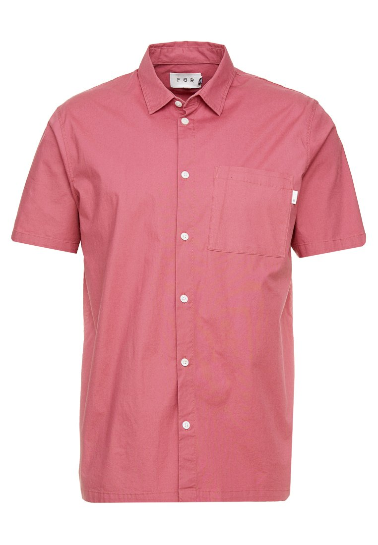 FoR - TORPA POPOVER POPLIN SHIRT - Camicia - pink