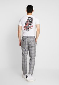 FoR - TROUSER - Trousers - grey - 2