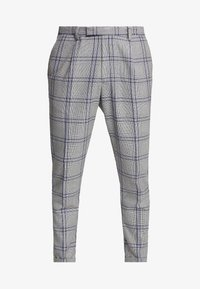 FoR - TROUSER - Trousers - grey - 4