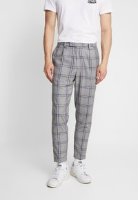 FoR - TROUSER - Trousers - grey - 0