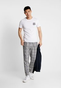 FoR - TROUSER - Trousers - grey - 1