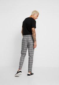 FoR - TEALO TROUSER - Kalhoty - grey - 2