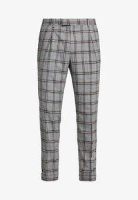 FoR - TEALO TROUSER - Kalhoty - grey - 3