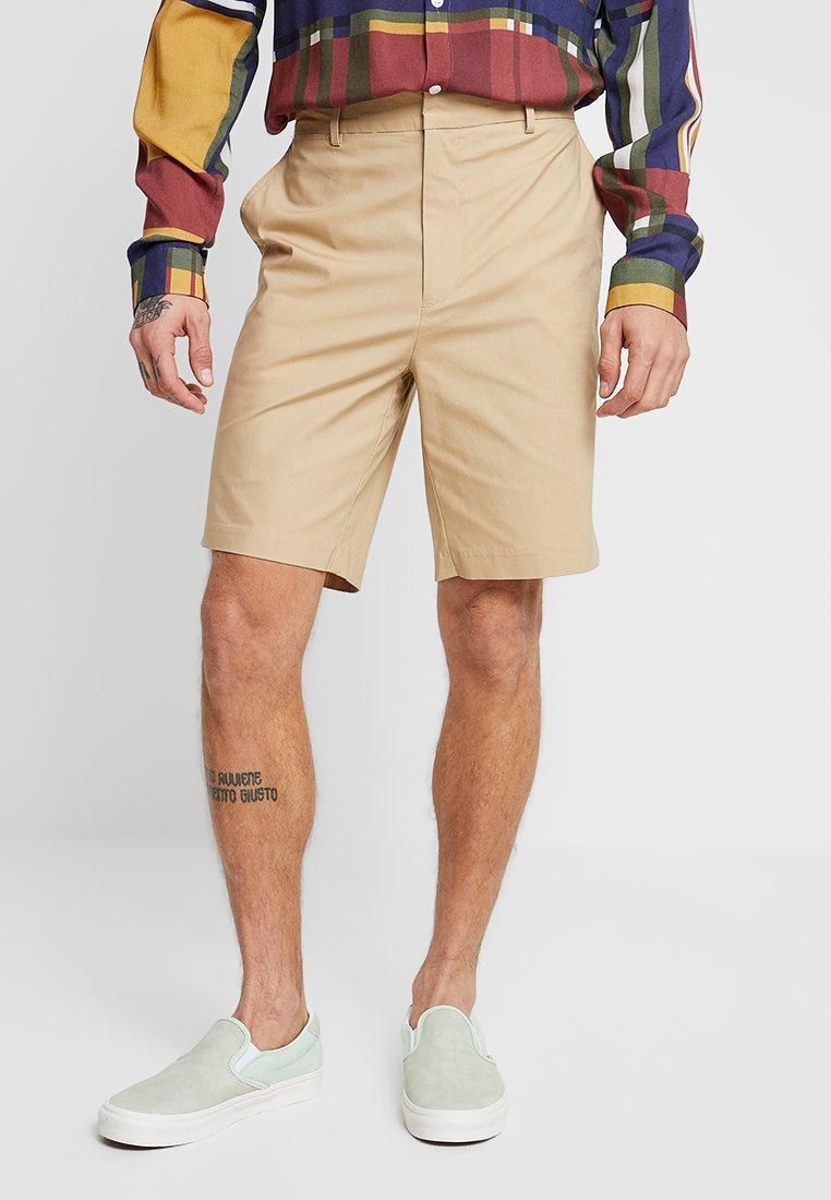 FoR - STOCKHOLMSMART  - Shorts - stone