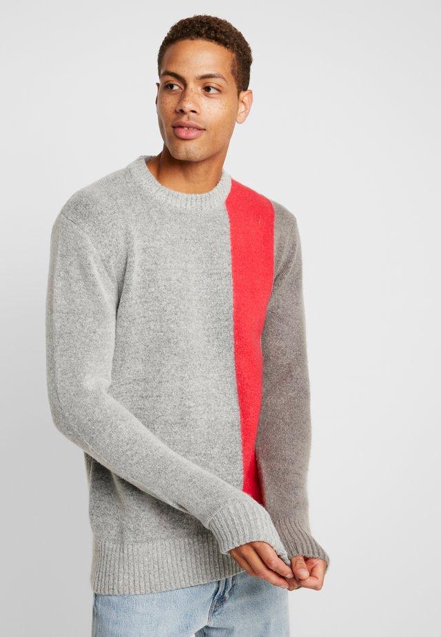 HAYDN BOUCLE  - Stickad tröja - grey