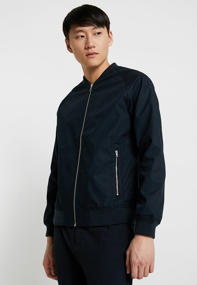 SPORTS - Bomber Jacket - black