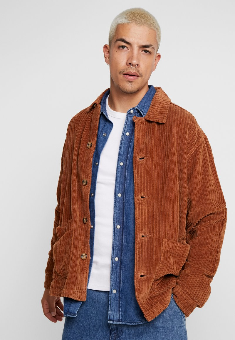 FoR - Chaqueta fina - ginger