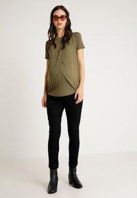 Forever Fit - Jeans slim fit - black - 1