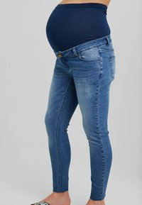Forever Fit - LEAD - Jeans Skinny Fit - mid wash - 3