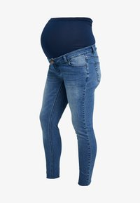 Forever Fit - LEAD - Jeans Skinny Fit - mid wash - 4