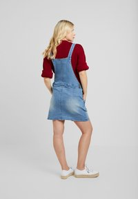 Forever Fit - PINNY - Denim dress - mid wash - 2