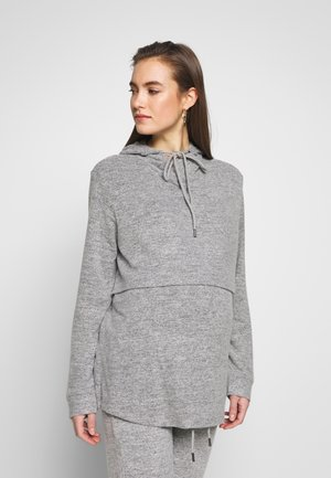 NURSING HOODIE - Sweater - grey
