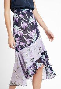 Foxiedox - LALA  - Blyantnederdel / pencil skirts - purple multi - 4