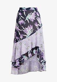 Foxiedox - LALA  - Blyantnederdel / pencil skirts - purple multi - 3