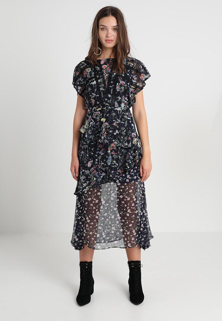 Foxiedox - CAROLINA DRESS - Długa sukienka - carolina multi