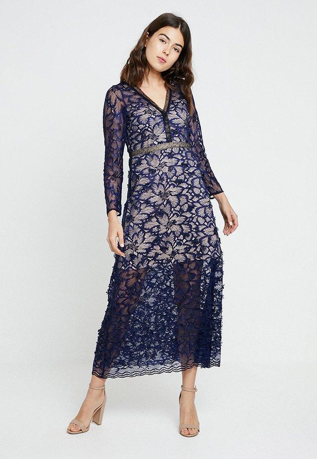 ELISABET MAXI - Společenské šaty - blue