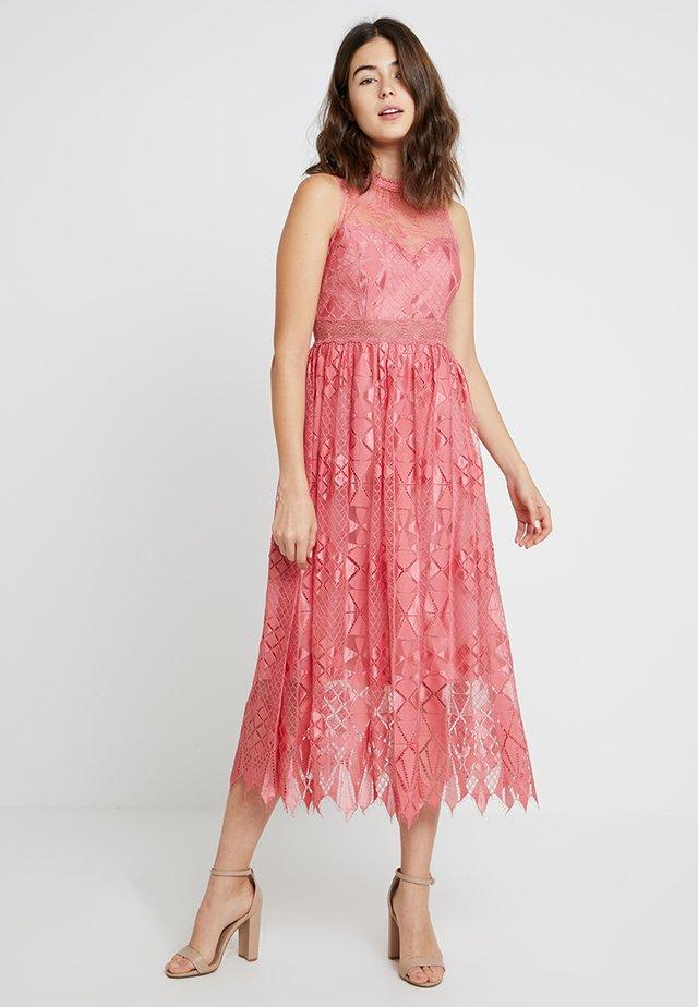 BRAVO ZULU MIDI - Suknia balowa - pink