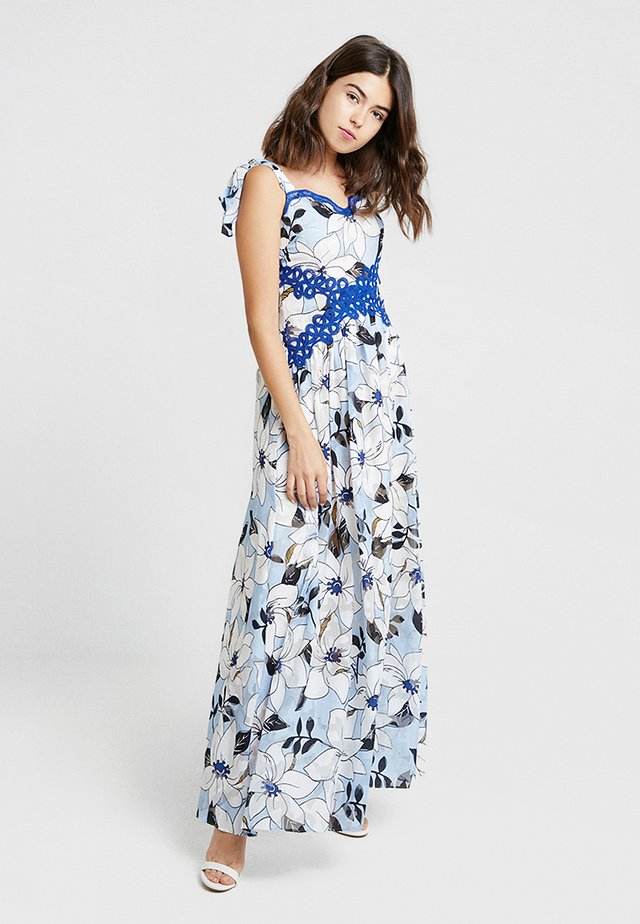 LIVI - Maxikjoler - floral blue