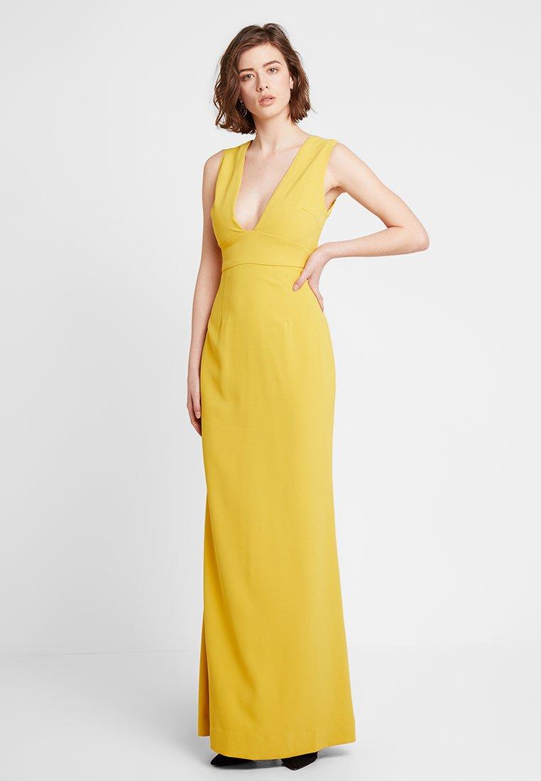 Foxiedox - LAGUNA MAXI - Ballkleid - tuscany yellow