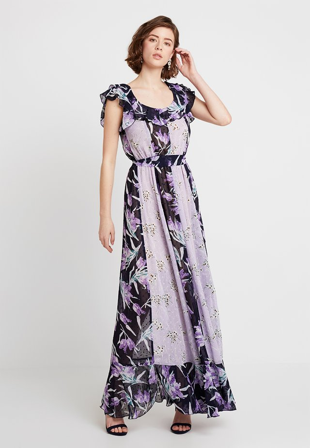 LALA GOWN - Ballkjole - purple/multi