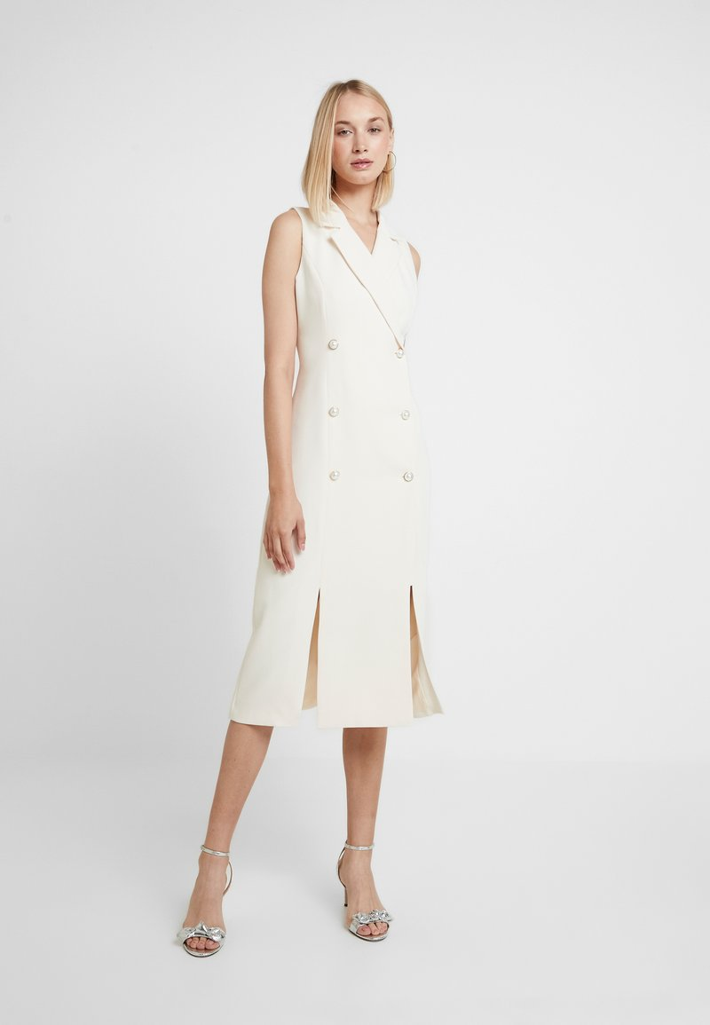 Foxiedox - KALA BLAZER DRESS - Cocktailkleid/festliches Kleid - off white