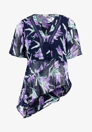 LALA BLOUSE - Bluser - purple multi