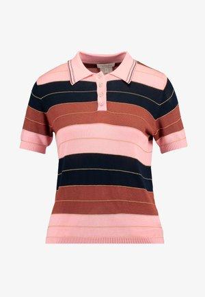NINA - T-shirt print - pink