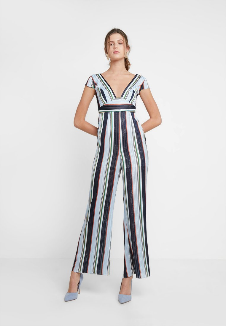 Foxiedox - TADILTA - Overall / Jumpsuit /Buksedragter - blue