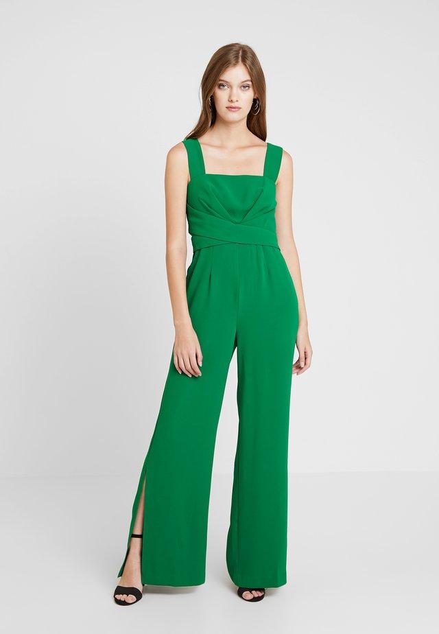 IDALIA - Overall / Jumpsuit /Buksedragter - emerald