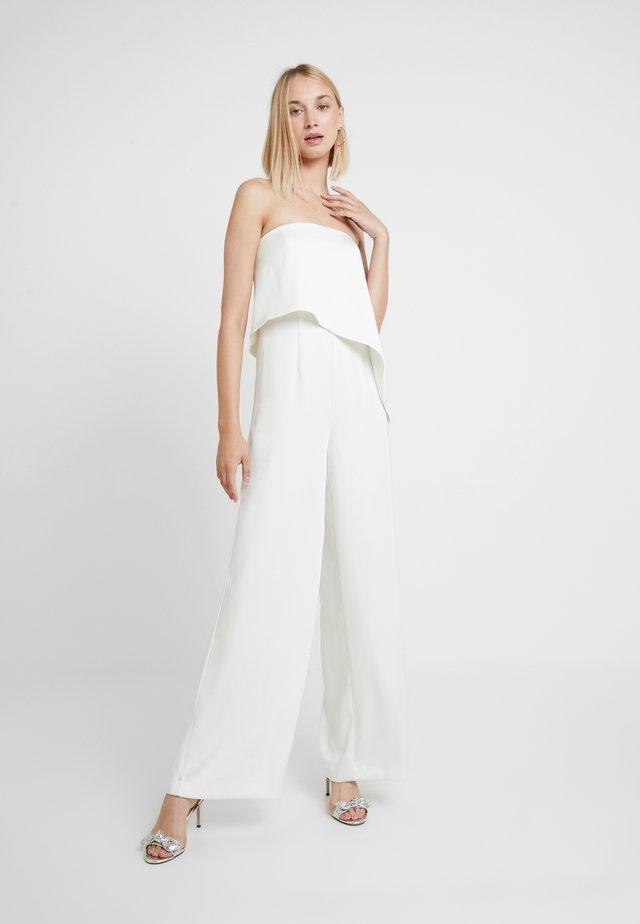 ZOE - Jumpsuit - white