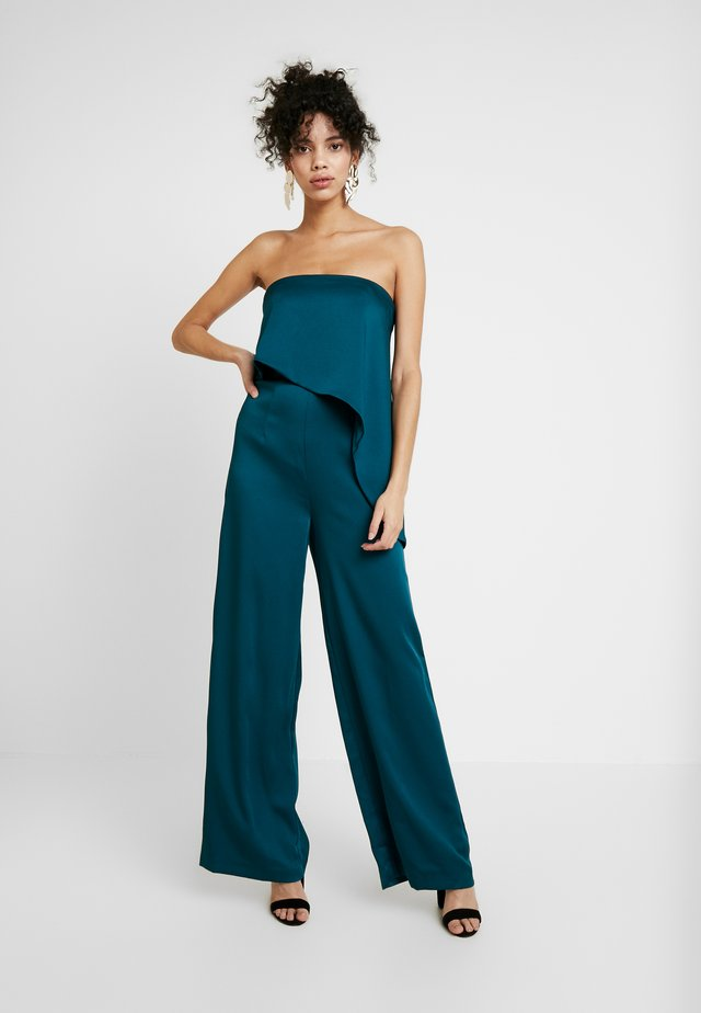 ZOE - Jumpsuit - dark green