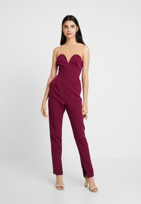 Foxiedox - CINDY - Overall / Jumpsuit /Buksedragter - carmine - 1
