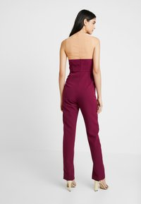 Foxiedox - CINDY - Overall / Jumpsuit /Buksedragter - carmine - 2
