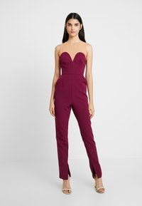 Foxiedox - CINDY - Overall / Jumpsuit /Buksedragter - carmine - 0